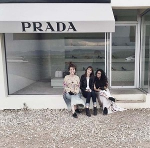 marfa, Prada Marfa, bloggers