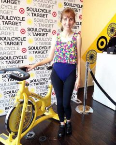 My Soul Cycle x Target outfit