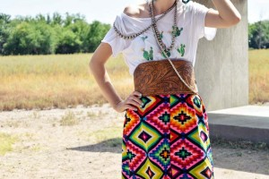 outfit, vintage, Southwest, Marfa