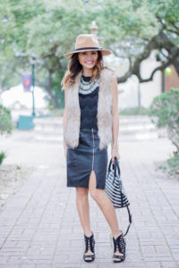 Dawn Darnell - Houston fashion blogger
