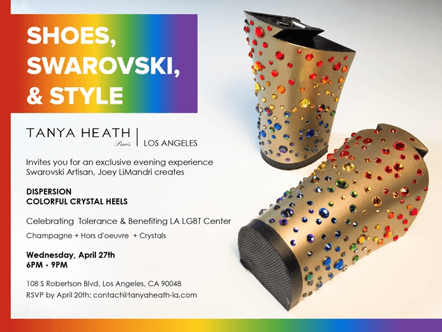 Shoes, Swarovski, & Style