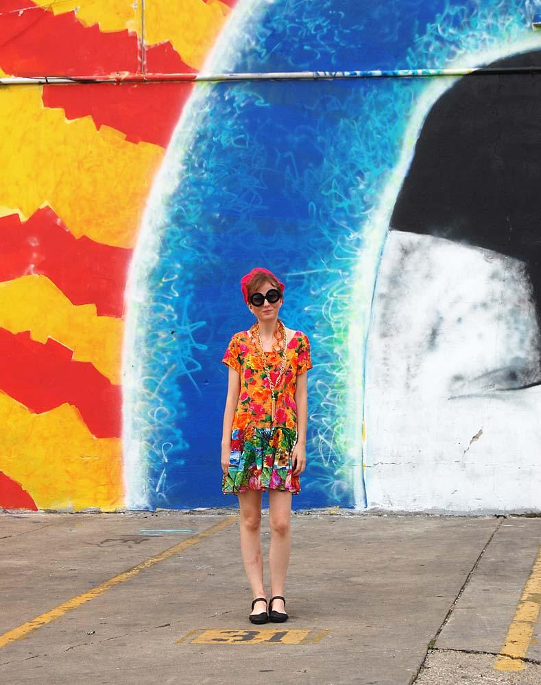 Murals of Austin / outfits / LAFashionsnob