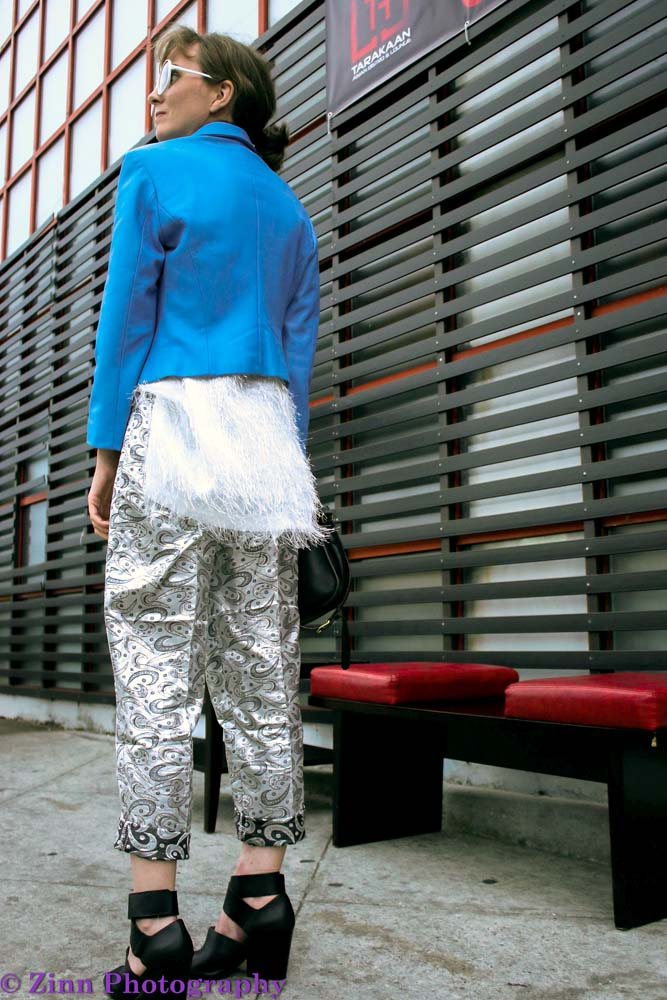 Textures and Silver Metallics | LAFashionsnob | Zinn Photography