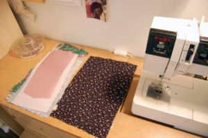Madalyn Nault Accessories | supplies | fabric | sewing machine | Phoenix maker