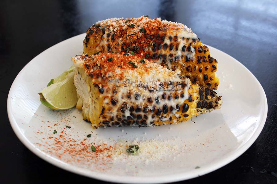 Street Corn / Coronado PHX / Vegetarian eatery