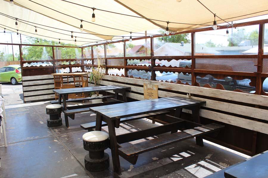 Coronado PHX / Vegetarian eatery