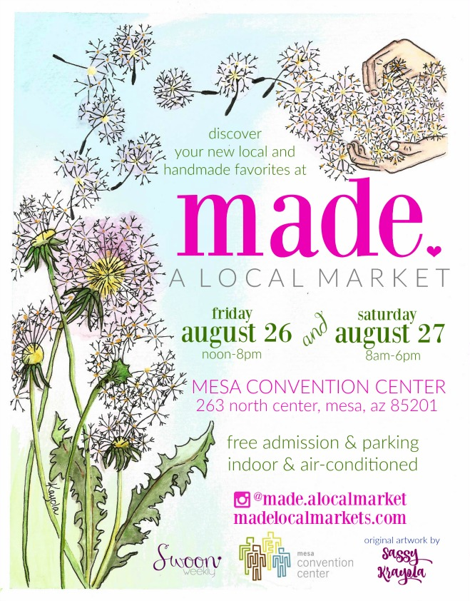 Check out Made. a local market