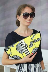 KisaKisa clutch, fashion, style, Houston made clutch
