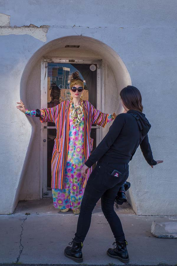 My Style, Keyhole Doorway, Phoenix, Arizona, vintage clothing