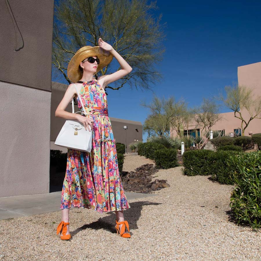 Chanel, derby hat, style, fashion blogger, spring style