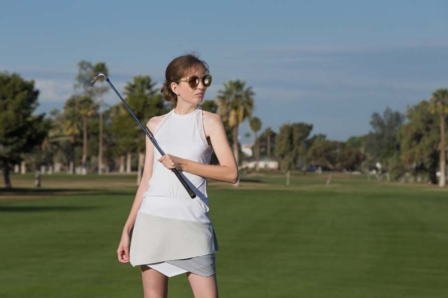 Angle New York , golf wear, golf, encanto golf course