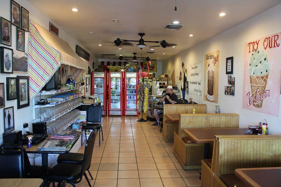Wimpy's Paradise, Chandler AZ, Randy Walters, restaurant