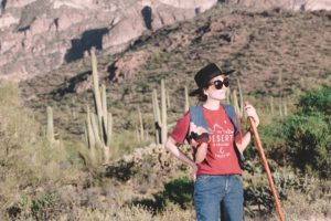 desert, hiking, arizona, superstition mountains, editorial