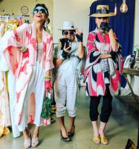Kimono Zulu, playdate, dress up, kimonos, accessories, houston, Launch