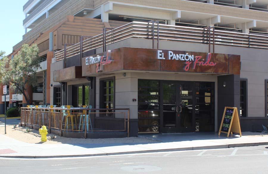 El Panzon y Frida, scottsdale, restaurant, AZ, arizona