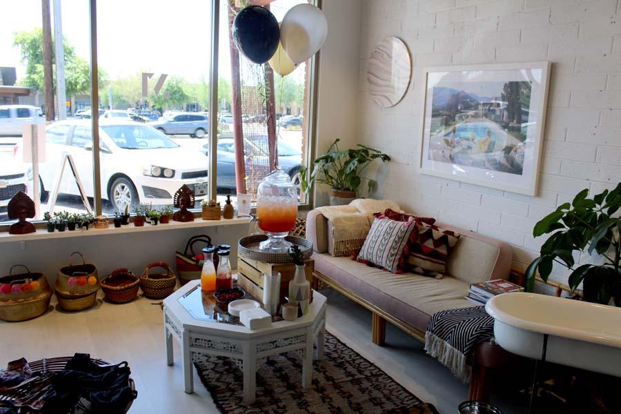 Desert Loom, Vida Moulin, Phoenix, Arizona, Phoenix Event
