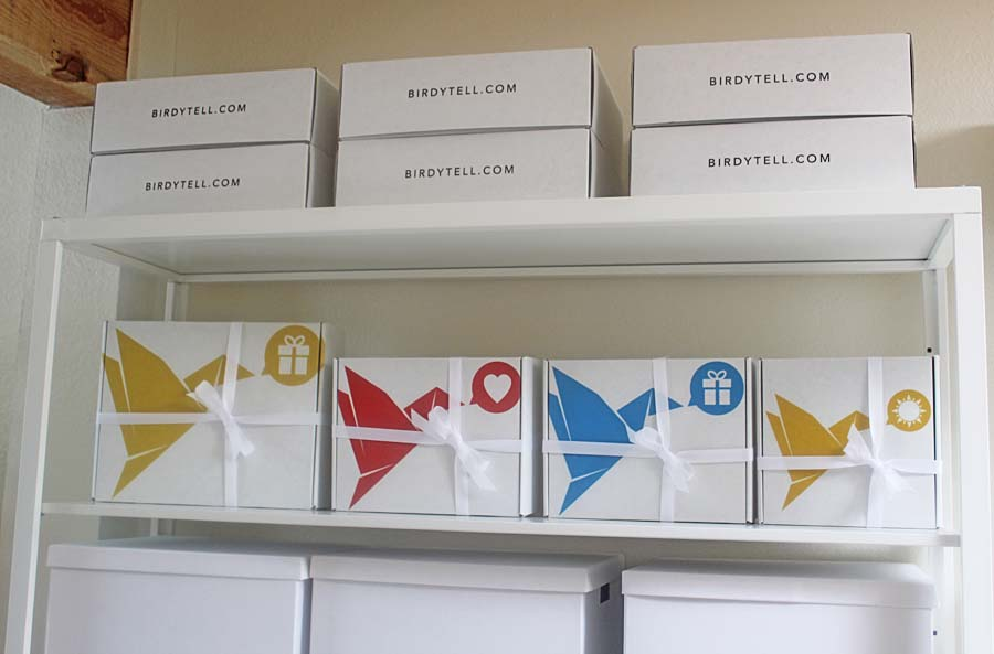 Birdytell, curated gifting, phoenix, arizona, gifting
