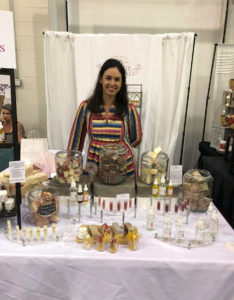 Brittney Moore- owner of Rose Hip Essentials in Houston