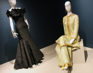 Oscar de la Renta, exhibit, MFAH, Houston museum exhibit