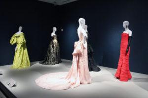 Oscar de la Renta, exhibit, MFAH, Houston museum exhibit