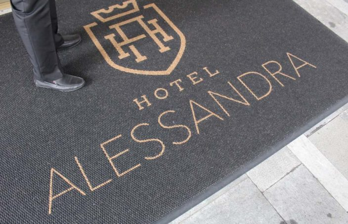 Hotel Alessandra, Houston, Texas, downtown Houston