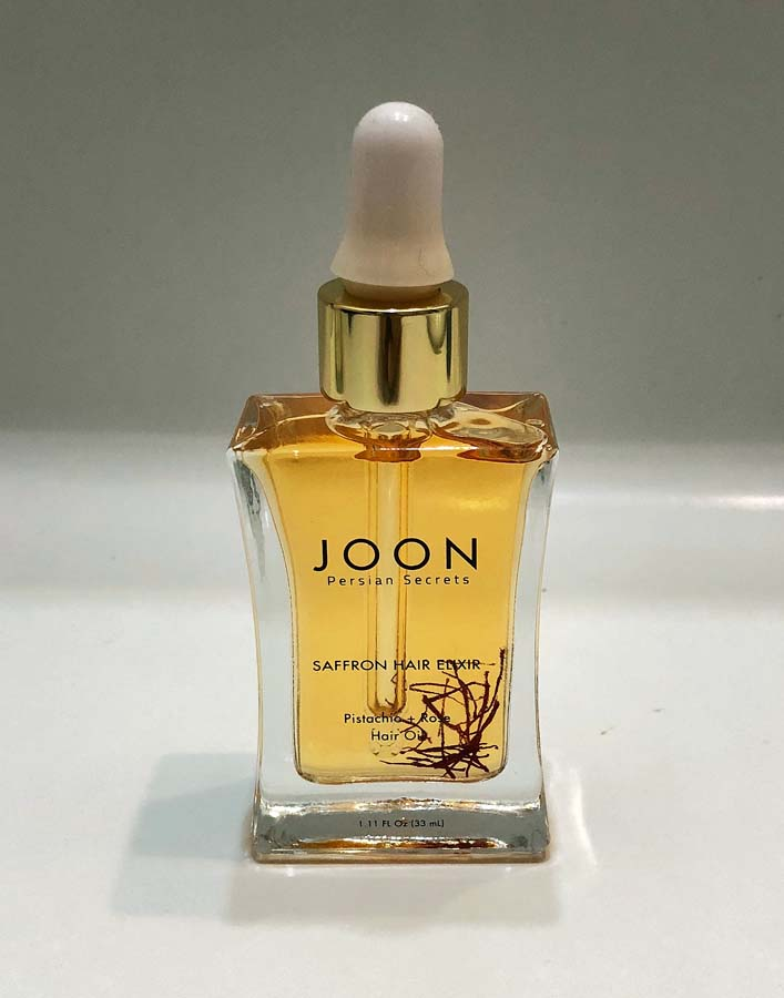 Joon Saffron Hair Oil, natural hair care, beauty