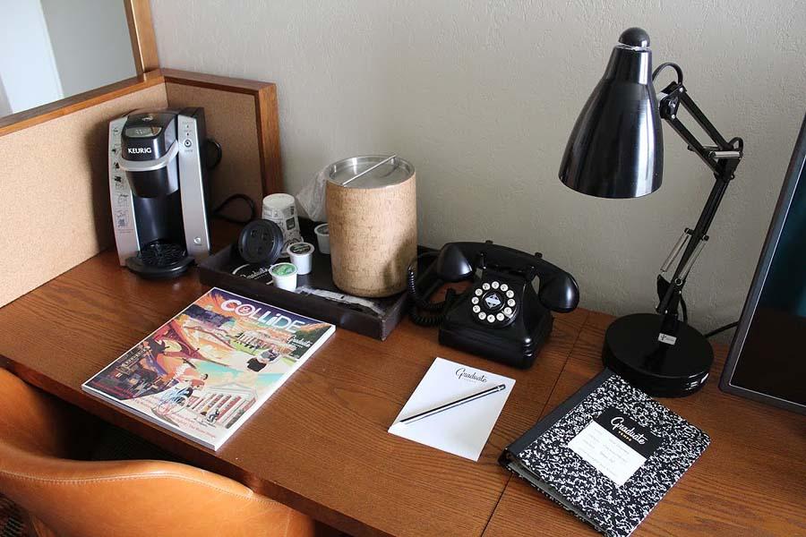 Graduate Tempe, interior, hotel, Arizona