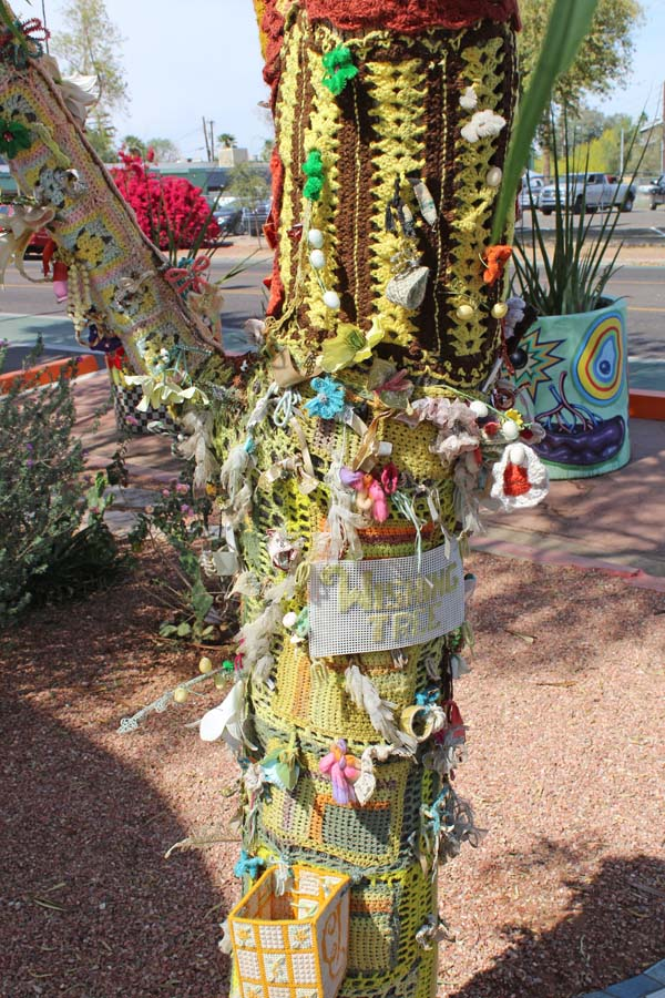 Phoenix, Grand Ave, street art
