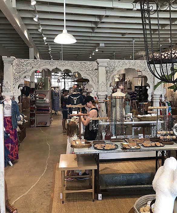 Flea Style, Dallas, Shopping