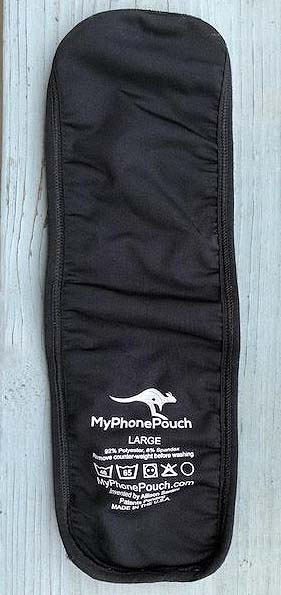 My Phone Pouch, phone accessory, phone holder