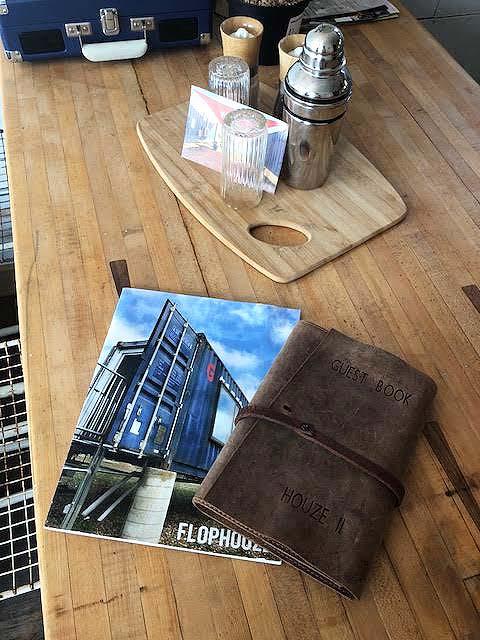 Flophouze Hotel, Round Top, TX,