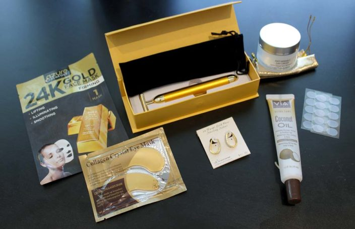 Golden Years Box, shop local, shop small