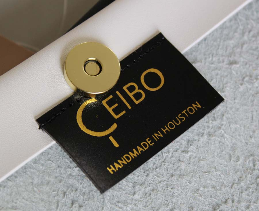Ceibo Handbags, made in Houston, handbags